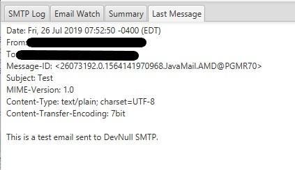 DevNullSMTP_LastMessage